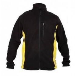 Bluza polarowa męska 290g/m2 czarna rozmiar XXL LahtiPro PROFIX L4010105
