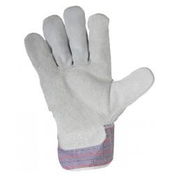 Rękawice ze skóry bydlęcej rozmiar 10 XL LahtiPro PROFIX L270110K