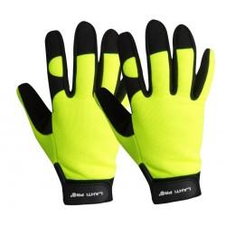 Rękawice warsztatowe czarno-żółte rozmiar XL (10) LahtiPro PROFIX L280310K