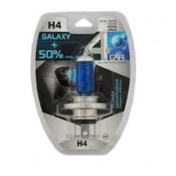 Żarówka samochodowa H4 12V BLUE GALAXY+50% 4car