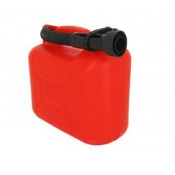 Kanister plastikowy 5l STANDARD Eurospec