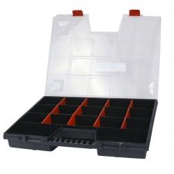 Organizer 18 przegródek 65x390x490mm Proline PROFIX 35710