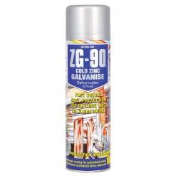Cynk galwaniczny spray 500ml ActionCan ZG-90