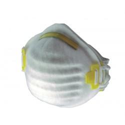 Półmaski przeciwpyłowe jednorazowe 5 sztuk PROFIX 46006