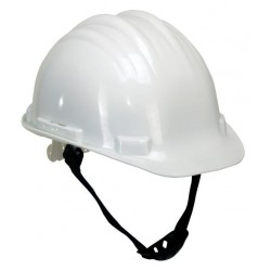Kask przemysłowy ochronny kategorii II biały LahtiPro PROFIX L1040105