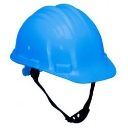 Kask przemysłowy ochronny kategorii II niebieski LahtiPro PROFIX L1040101