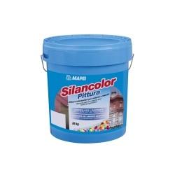 MAPEI farba silikonowa SILANCOLOR Pittura 5KG