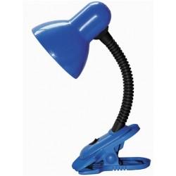 RABALUX Lampa stołowa Dennis 4260 E27 1x Max 40W IP20 kolor niebieski
