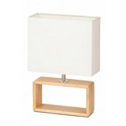 RABALUX 4377 Lampka stołowa Freya E14/25W kolor biały