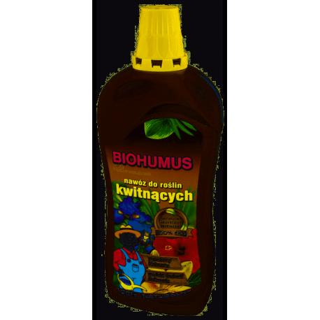 AGRECOL BIOHUMUS NAWÓZ DO ROŚLIN KWITNĄCYCH 1,2 L