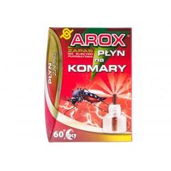 AGRECOL AROX KOMARY - PŁYN DO ELEKTROFUMIGATORA 60 NOCY NA KOMARY