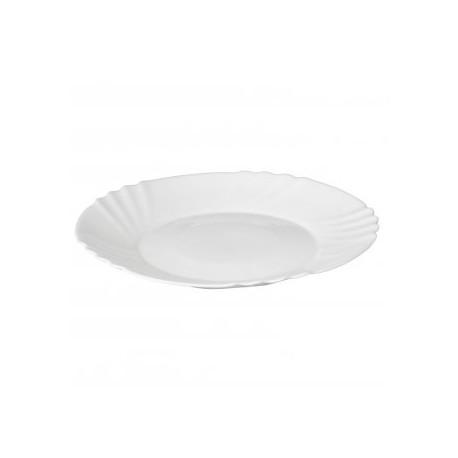 Talerz deserowy Bianco 20 cm Galicja 8819