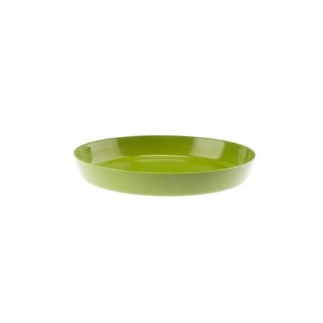 Podstawka Marmur 14,5 cm zielony Galicja 7096