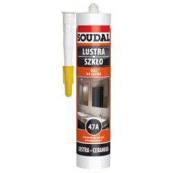 SOUDAL 280ml Klej do luster 47A