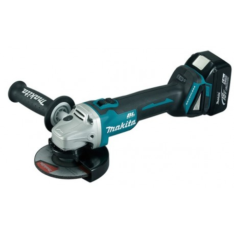 MAKITA SZLIFIERKA KĄT.DGA504RT3J 125MM 18V 3X5,0AH
