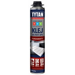KLEJ DO PŁYT XPS EOS 750ML TYTAN
