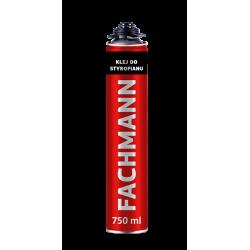 KLEJ PISTOLETOWY PIANKA DO STYROPIANU 750ml FACHMANN
