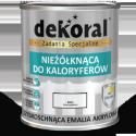 DEKORAL EMALIA DO KALORYFERÓW biała 0,75 L