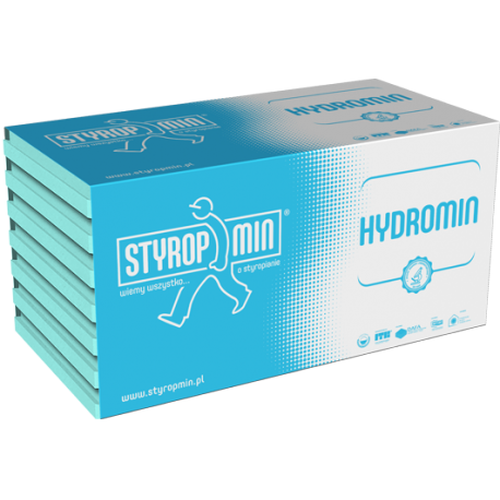 STYROPIAN HYDROMIN 150 STYROPMIN 034