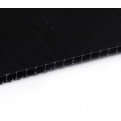 GUTTA Płyta komorowa PP 3mm 2000x100 czarna 400g