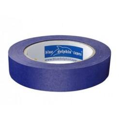 BLUE DOLPHIN TAŚMA Malarska MT-PG 25mm x 50m NIEBIESKA
