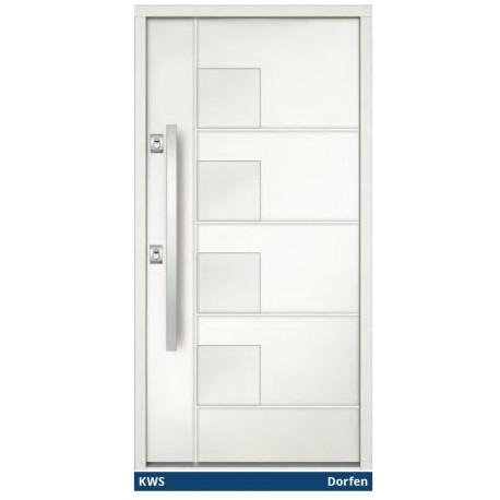 Drzwi zewnętrzne NTT REVO Quadro Dorfen Gerda