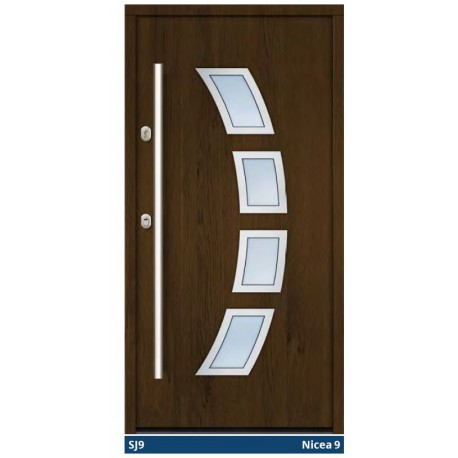 Drzwi zewnętrzne TT Optima Tempo Nicea Gerda