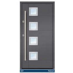 Drzwi zewnętrzne TT Optima Tempo Patra 5 Gerda