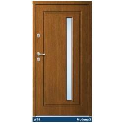 Drzwi zewnętrzne TT Optima Tempo Modena Gerda