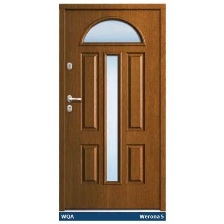 Drzwi zewnętrzne TT Optima Tempo Werona Gerda