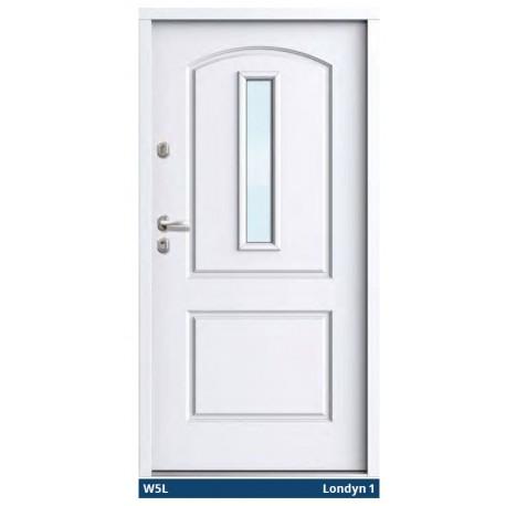 Drzwi zewnętrzne TT Optima Tempo Londyn Gerda