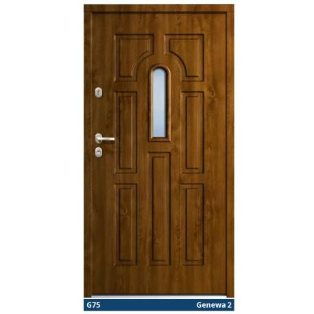 Drzwi zewnętrzne TT Optima Tempo Genewa Gerda