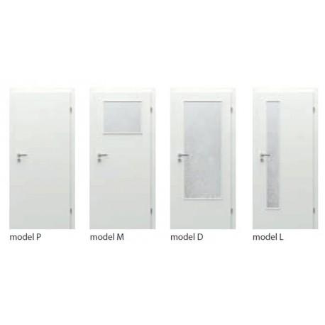 Drzwi wewnątrzlokalowe lakierowane Minimax Porta