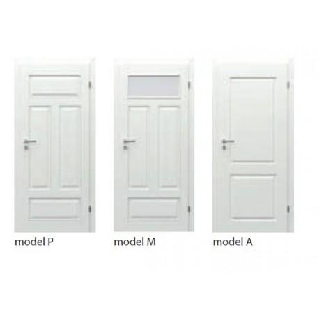 Drzwi wewnątrzlokalowe lakierowane Royal Premium Porta