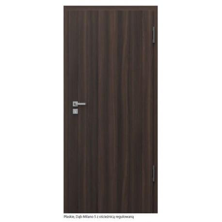 Drzwi techniczne Silence Porta