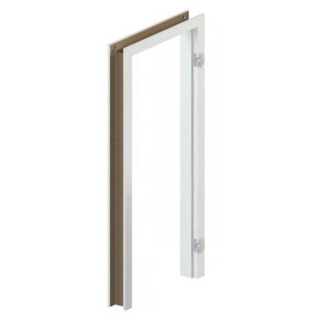 Ościeżnica regulowana bezprzylgowa z listwami 80 mm Porta System Elegance