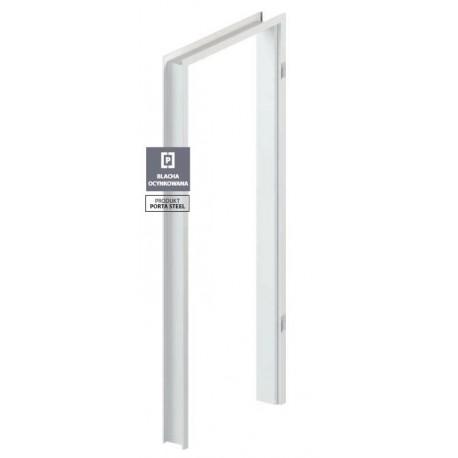 Ościeżnica metalowa kątowa Mała Plus / kątowa Duża Składana Porta