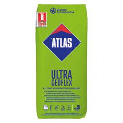 ATLAS GEOFLEX ULTRA 25KG KLEJ ŻELOWY, WYSOKOELASTYCZNY 2-15 mm