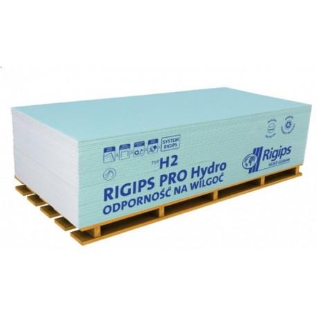 RIGIPS Płyta GKBI 1200x2600, gr.12,5mm WODOODPORNA ZIELONA PAL- 64 szt.