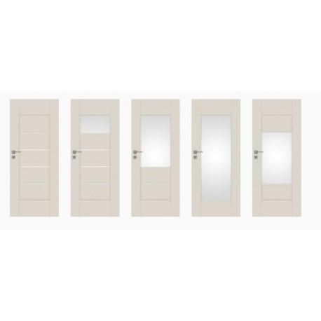 Drzwi ramowe malowane Even DRE
