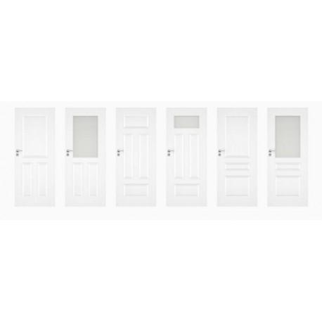 Drzwi ramowe malowane Nestor DRE
