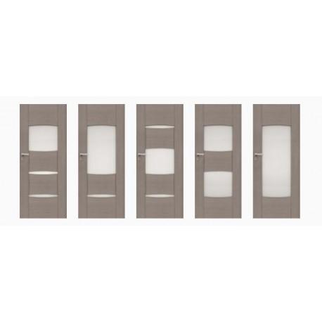 Drzwi ramowe laminat CPL Tixa DRE