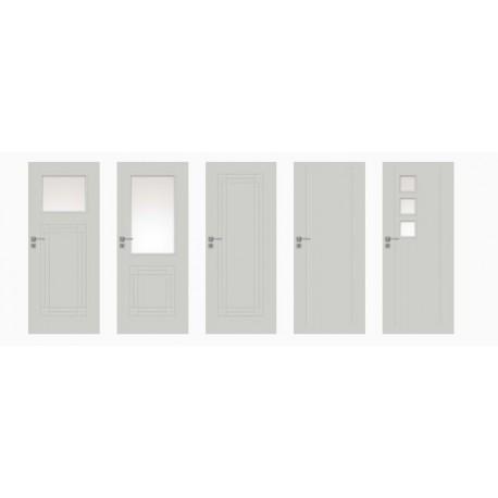 Drzwi płytowe malowane Binito DRE