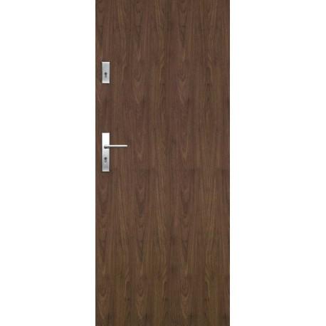 Drzwi antywłamaniowe przylgowe wewnętrzne wejściowe Solid RC2 DRE