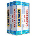 STYROPIAN FUNDAMENTOWY WODOSTYR IZOLBET EPS 100 / 0,036 / 3t