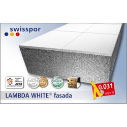 STYROPIAN FASADOWY LAMBDA WHITE FASADA SWISSPOR 031