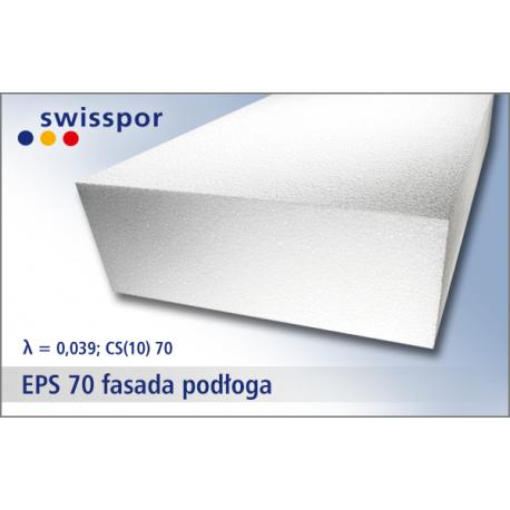 STYROPIAN FASADOWY EPS 70 FASADA PODŁOGA SWISSPOR 039