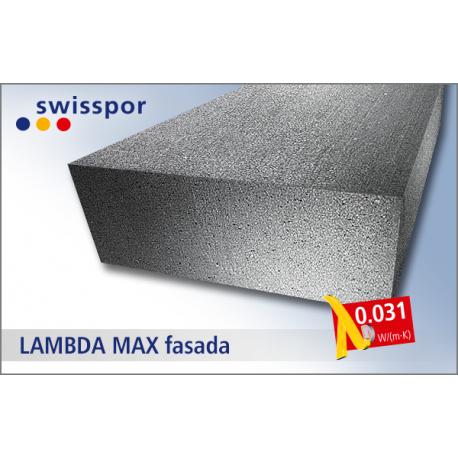 STYROPIAN FASADOWY LAMBDA MAX FASADA SWISSPOR 031