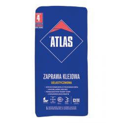 ATLAS ZAPRAWA KLEJOWA UELASTYCZNIONA 25 KG