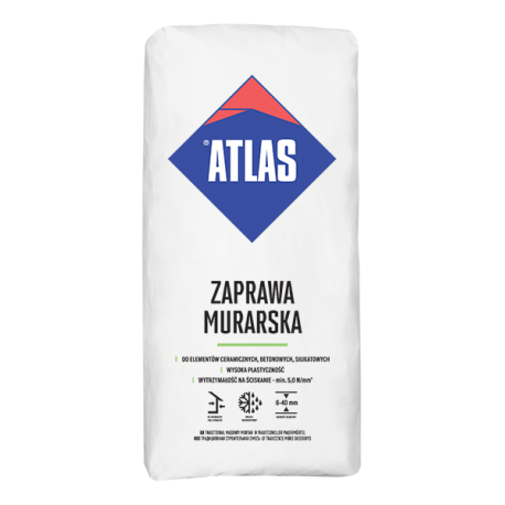 ATLAS ZAPRAWA MURARSKA 25 KG